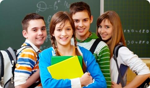 Młodzież i dzieci w wieku szkolnym
